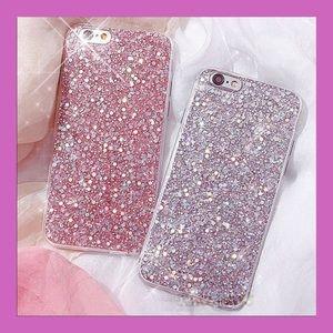 Accessories - Glitter IPHONE Case